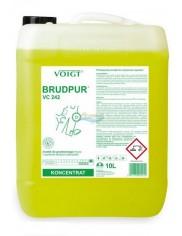 Voigt Brudpur VC242 Skoncentrowany Środek Do Usuwania Tłustego Brudu 10 L