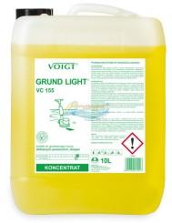 Voigt Grund Light VC-155 Skoncentrowany Środek do Gruntownego Mycia Delikatnych Powierzchni 10 L