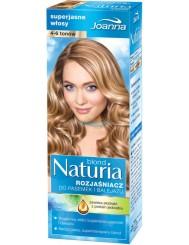 Joanna Naturia Rozjaśniacz Blond do Pasemek i Balejażu 4-6 tonów – superjasne włosy