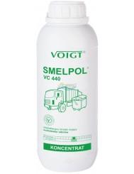 Voigt Smelpol VC 440 Koncentrat Antybakteryjny Środek Myjący Neutralizator Odorów 1 L