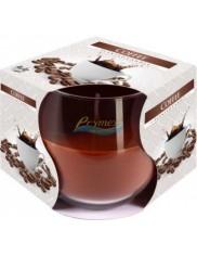 Bispol Aura Scented Candle Coffee Świeca Zapachowa Kawa ~24h 1 szt