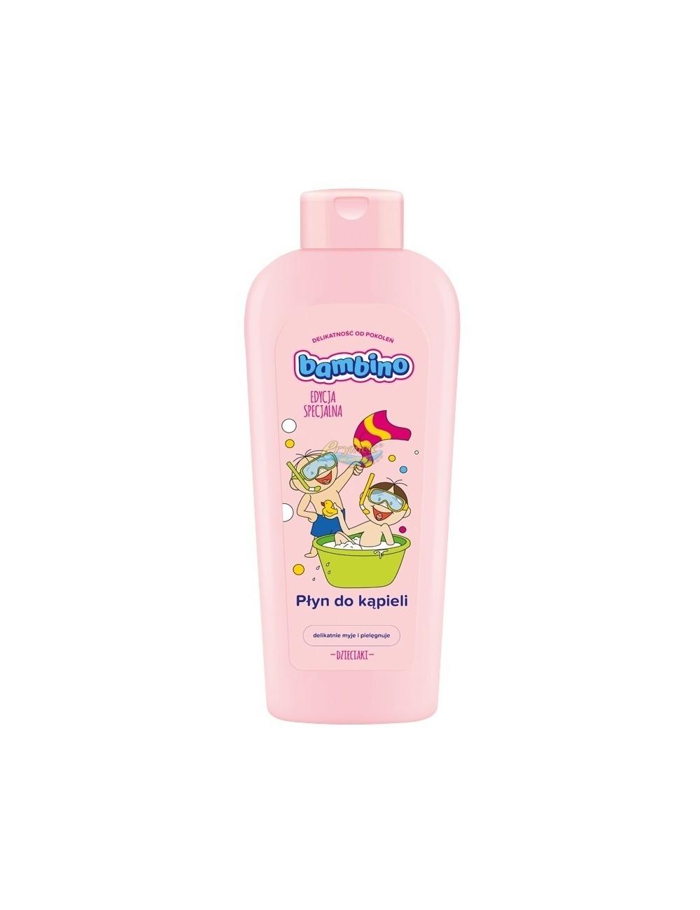 Bambino Płyn do Kąpieli dla Dzieci 400 ml
