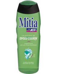 Mitia Men Speed Energy Męski Szampon i Żel pod Prysznic 400 ml