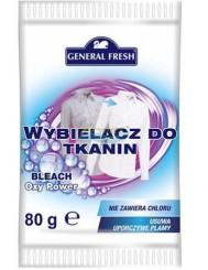 General Fresh Wybielacz do Tkanin Bleach Oxy Power 80 g – usuwa uporczywe plamy