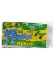 Papier Toaletowy Szary Ekologiczny (8 rolek) – 100% makulatury