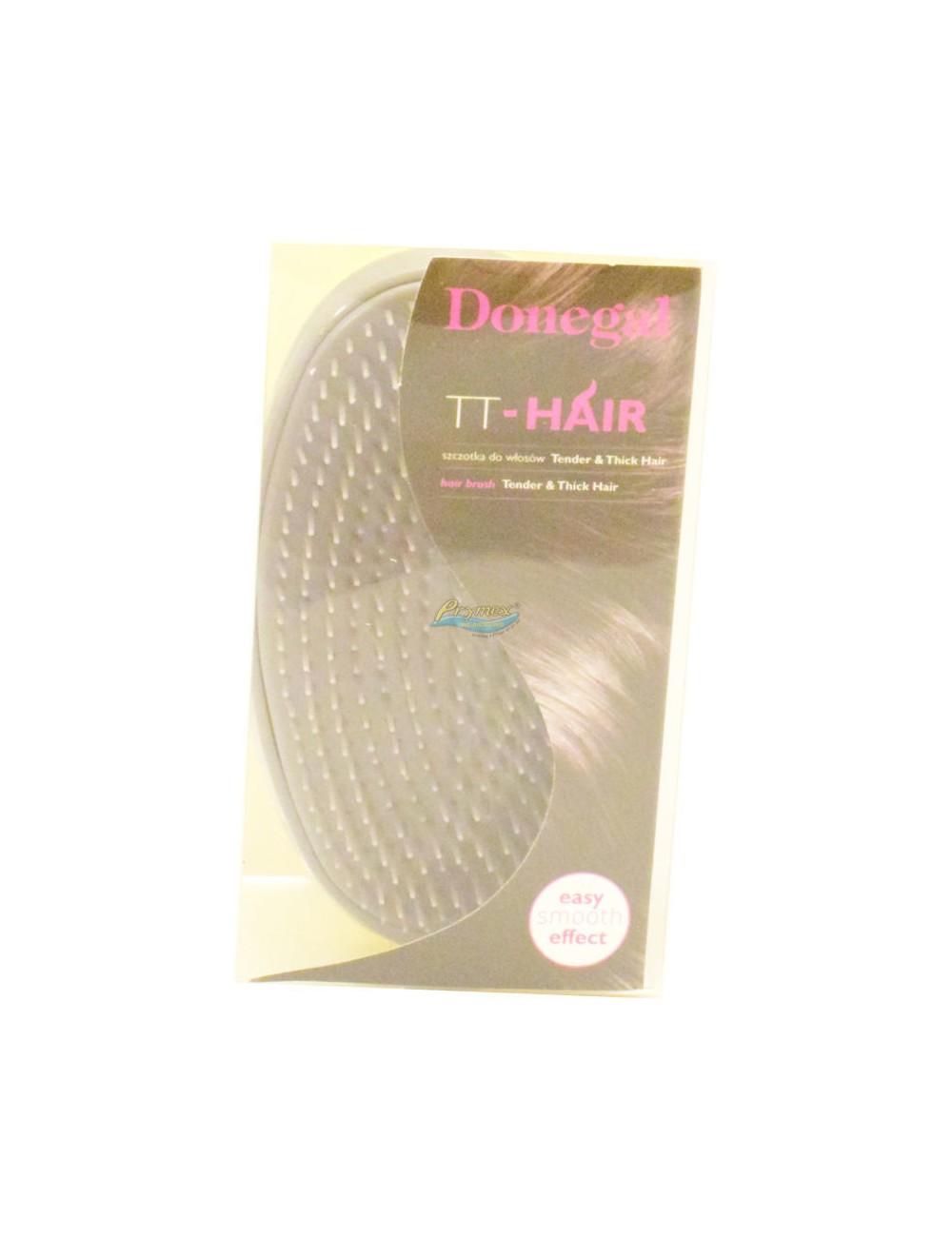 Donegal Hair Brush 1231 Szczotka do Włosów TT-Hair 1 szt – do profesjonalnej pielęgnacji włosów