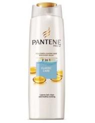 Pantene Pro-V Classic Care 2-in-1 Odżywianie i Blask Szampon do Włosów z Odżywką 400 ml