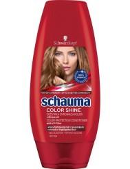 Schauma Color Shine Lśniący Kolor Odżywka do Włosów Farbowanych lub z Pasemkami 200 ml