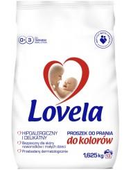 Lovela Hipoalergiczny Proszek Do Prania Do Koloru 1,625kg