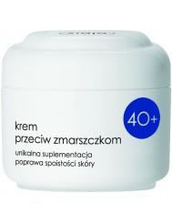 Ziaja 40+ Suplementacja Skóry 50ml - krem przeciw zmarszczkom