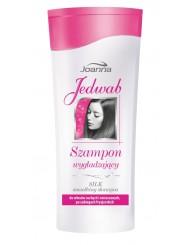 Joanna jedwab – szampon wygładzający do włosów suchych, zniszczonych, po zabiegach fryzjerskich 200ml