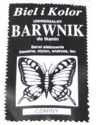 Barwnik Do Tkanin Czarny