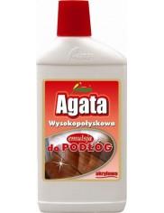 Agata Emulsja Wysokopołyskowa Do Podłóg 450g