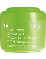 Ziaja Naturalna, Oliwkowa Maska Regenerująca Do Każdego Rodzaju Włosów 200ml