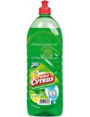 Gold cytrus cytryna – płyn do mycia naczyń z gliceryną, koncentrat 1l
