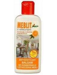 Meblit Pomarańcz 150ml - balsam z silikonem do pielęgnacji i konserwacji mebli
