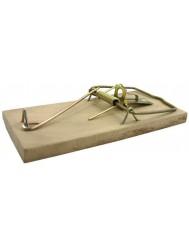 Łapka Na Myszy Drewniana - do zwalczania gryzoni