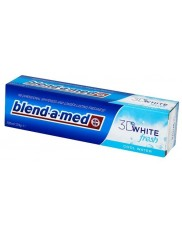Blend a Med 3D White Fresh Cool Water 100ml – pasta do zębów
