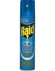 Raid Przeciw Owadom Latającym 400ml – aerozolowy preparat owadobójczy