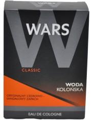 Wars Classic 90ml – woda kolońska o zapachu cedrowo-sandałowym