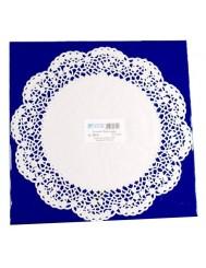 Serwetki Dekoracyjne fi 30cm 100 sztuk – papierowe, pod tort