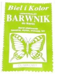 Uniwersalny Barwnik Do Tkanin 10g – oliwkowy