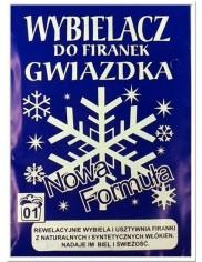 Wybielacz Do Firanek Gwiazdka 30g (1 pranie) – wybiela, usztywnia, nadaje śnieżną biel