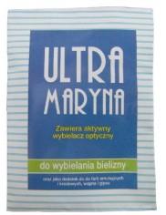 Ultramaryna Do Wybielania Bielizny I Firanek 20g