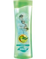 Joanna Body Naturia Aloes i Limonka Żel Pod Prysznic 300ml – energizujący żel dla niej i dla niego