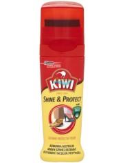 Kiwi Shine & Protect Pasta Do Butów w Płynie 75ml – bezbarwna, odżywia i chroni skórę