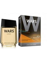 Wars Classic 90ml – energetyzujący płyn po goleniu o cedrowo-sandałowym zapachu