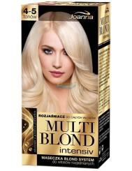 Joanna Rozjaśniacz Multi Blond Intensiv (4-5 tonów) – do całych włosów