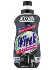 Wirek Żel do Prania z Lanoliną 1L (21 prań) – do tkanin czarnych, idealny do bawełny, wełny i jedwabiu