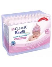 Cleanic Kindii Patyczki Dla Niemowląt 60szt – z ogranicznikiem