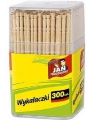 Jan Niezbędny Wykałaczki w Pudełku 300szt