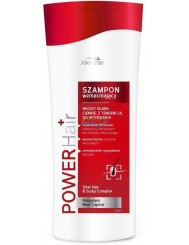 Joanna Power Hair Szampon Wzmacniający 200ml – do włosów słabych, cienkich, z tendencją do wypadania