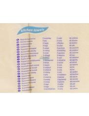 Aha Smart Ultra-chłonny Ręcznik Papierowy (2x40 listków) – 2-warstwowy, celulozowy