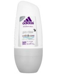 Adidas Women Pro Clear Cool & Care W Kulce 50ml – antyperspirant dla kobiet