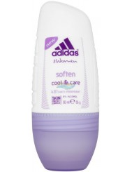 Adidas Women Soften Cool & Care W Kulce 50ml – antyperspirant dla kobiet
