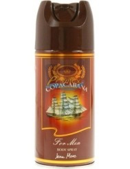 Jean Marc Copacabana Dezodorant Spray dla Mężczyzn 150ml