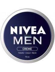 Nivea Men Krem z Oryginalnym Męskim Zapachem 3w1 75ml