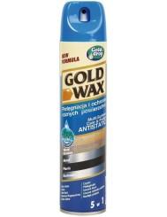 Gold Wax Antistatic 5w1 Preparat do Różnych Powierzchni 250 ml