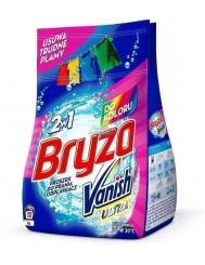 Bryza Vanish Ultra 2-w-1 Proszek do Prania i Odplamiacz do Koloru 1 kg – nadaje praniu czystość