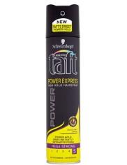 Taft Power Express Mega Strong 5 Lakier do Włosów Megamocny 250 ml