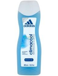 Adidas ClimaCool Żel pod Prysznic dla Kobiet 400 ml – zapewnia świeżość przez cały dzień