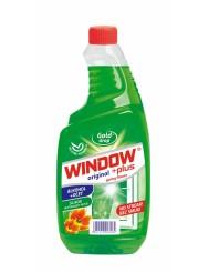 Window wiosenne kwiaty zapas 750ml – płyn do mycia szyb z alkoholem i octem