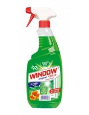 Window Wiosenne Kwiaty, płyn do mycia szyb - alkohol + ocet 750ml