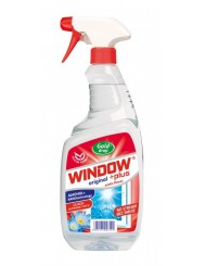 Window nanotechnology egzotyczne kwiaty z cytryną 750ml – płyn do mycia szyb z alkoholem