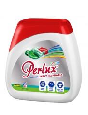 Perlux Color 24 sztuk – żelowe kapsułki do prania z proszkiem