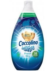 Coccolino Intense Fresh Sky Ultrawydajny Płyn do Płukania Tkanin 570 ml